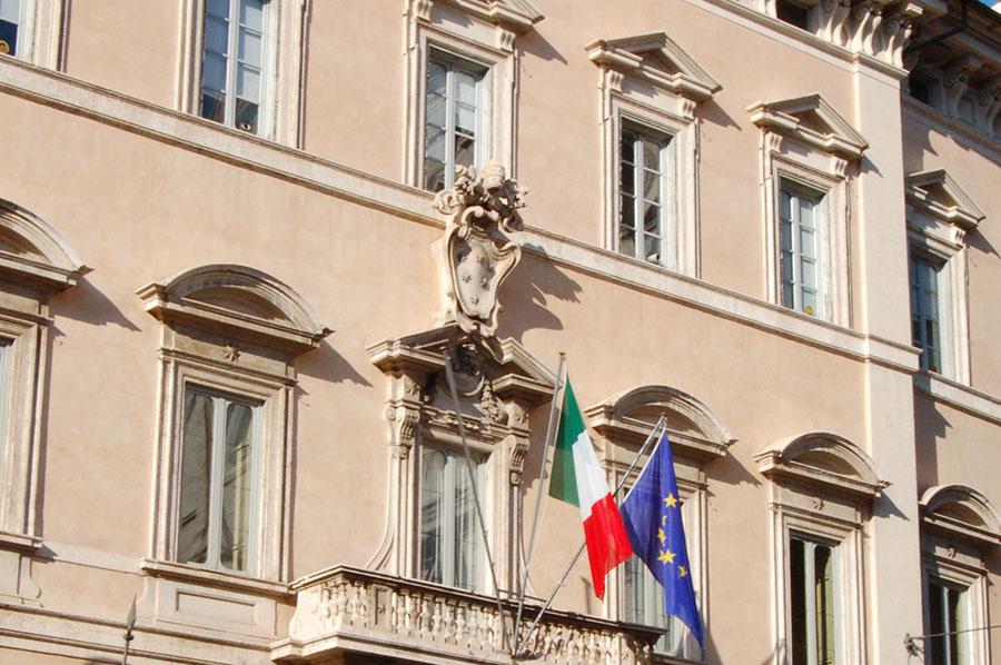 Palazzo Altieri Sede Comitato Real-Estate4.0